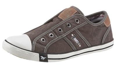 Mustang Shoes Slip-On Sneaker, in sommerlicher Farbpalette kaufen