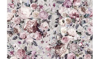 Komar Fototapete »Lovely Blossoms«, bedruckt-floral-botanisch kaufen