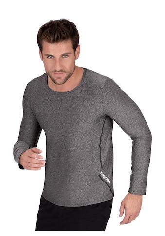 Trigema Rundhalsshirt, aus Microfaser kaufen