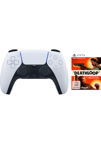 Bethesda Spiel »Deathloop + DualSense«, PlayStation 5 kaufen