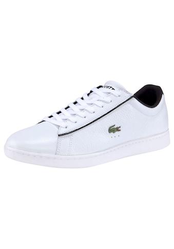 Lacoste Sneaker »CARNABY EVO 120 2 SMA« kaufen