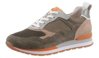 Gabor Keilsneaker »YORK«, im Materialmix kaufen