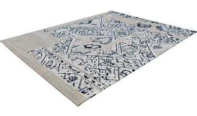 Teppich, »River 120«, Kayoom, rechteckig, Höhe 10 mm, handgewebt kaufen