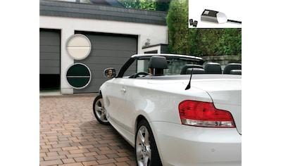 SCHELLENBERG Set: Garagentor BxH: 250x212,5 cm, weiß kaufen