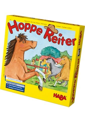 """Haba Spiel, """"Hoppe Reiter"""" kaufen"""
