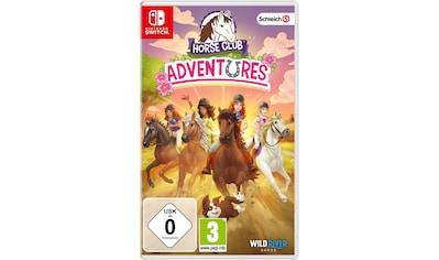 Spiel »Horse Club Adventures«, Nintendo Switch kaufen