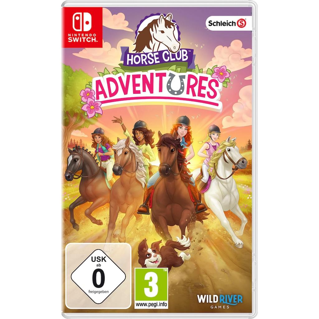 Spiel »Horse Club Adventures«, Nintendo Switch