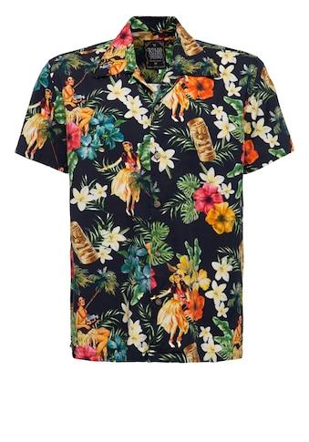 KingKerosin Hawaiihemd »Dancers« kaufen