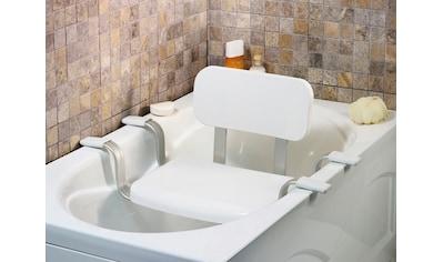 Bischof Badewannensitz, belastbar bis 150 kg kaufen