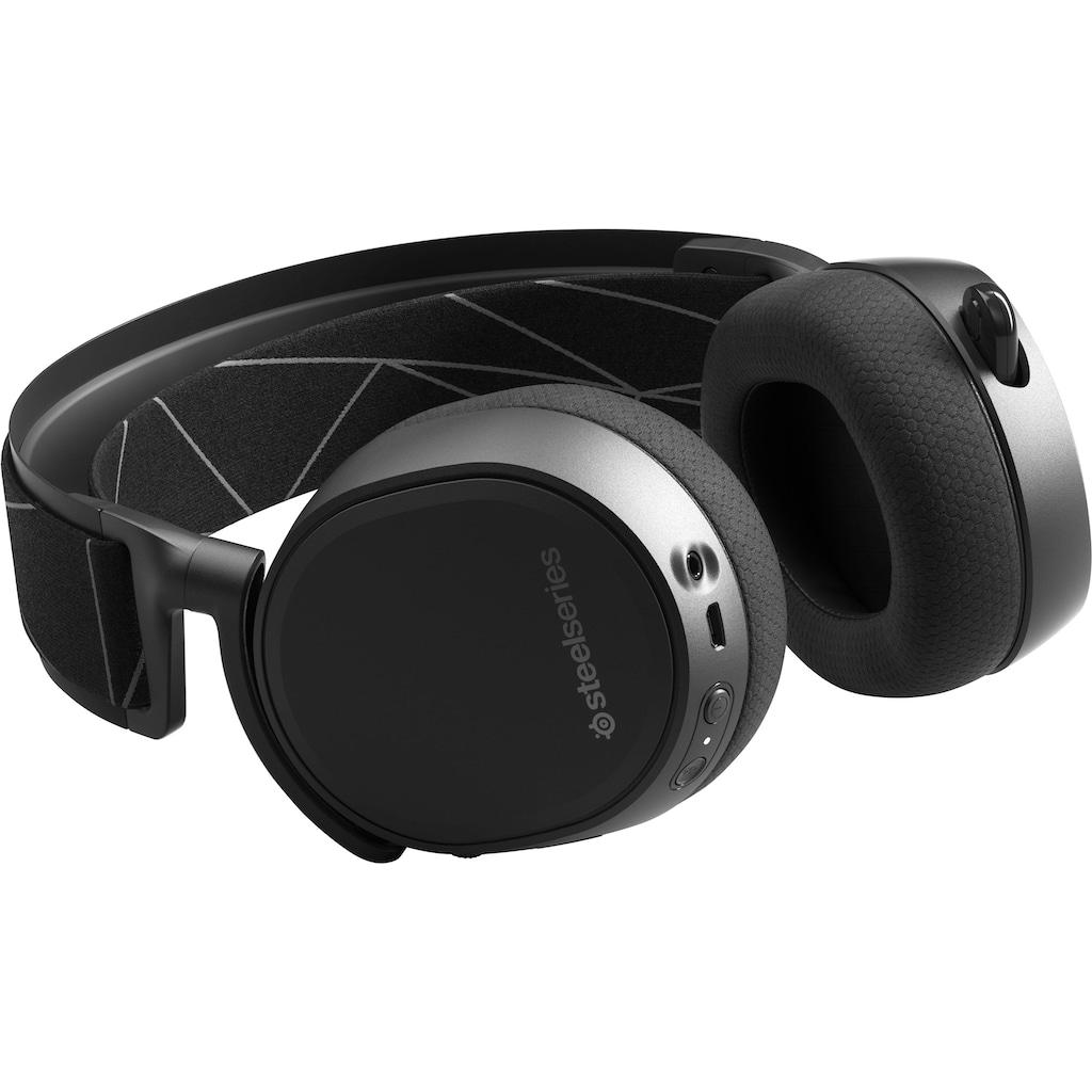 SteelSeries Kopfhörer »Arctis 9«, WLAN (WiFi), Rauschunterdrückung