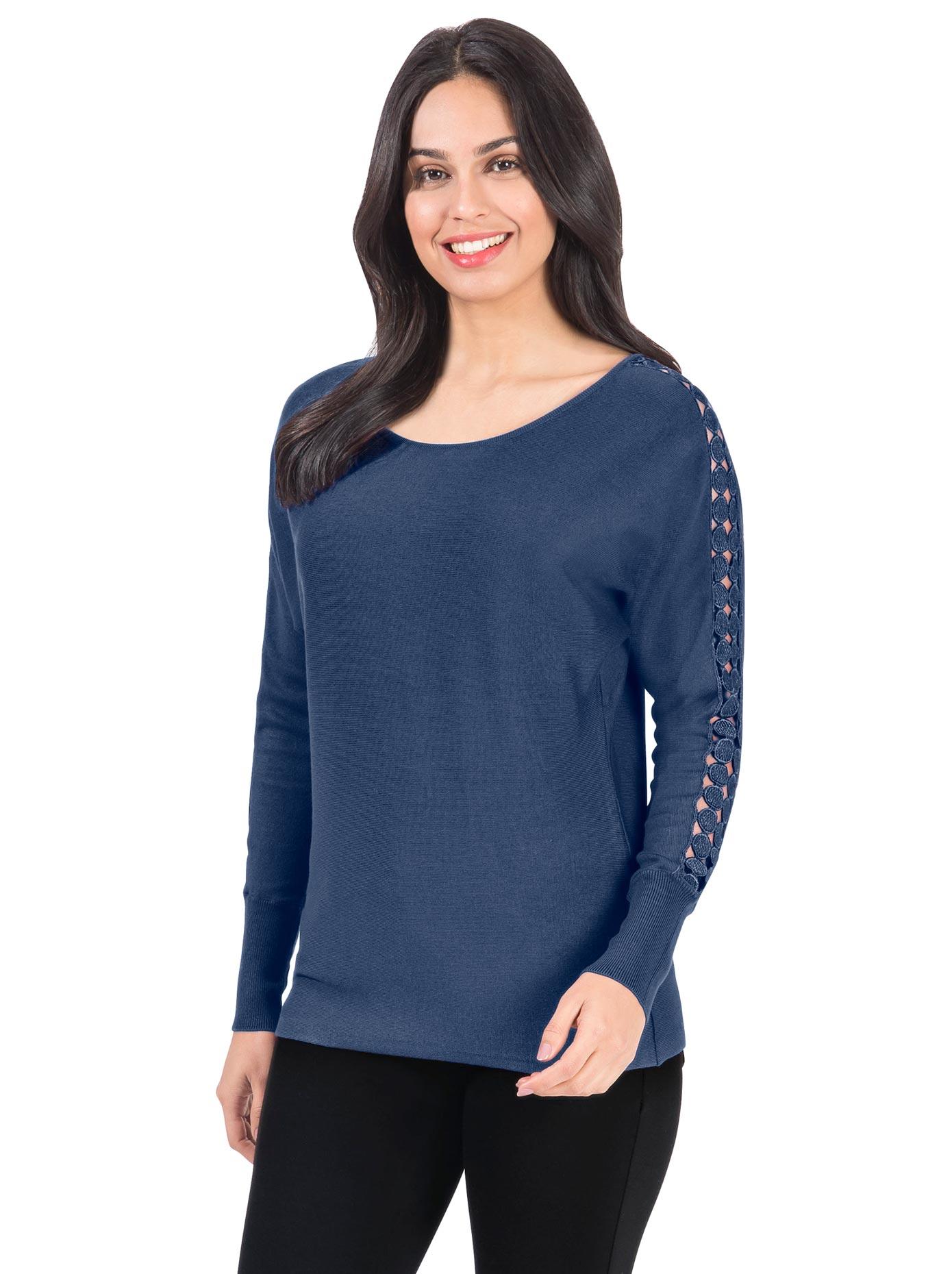 lady -  Fledermauspullover Pullover