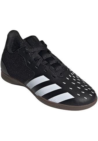 """adidas Performance Fußballschuh »PREDATOR FREAK 4 IN J """"Black Pack""""« kaufen"""