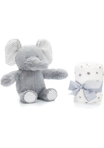 """Fillikid Kuscheltier """"Elefant, 24 cm"""", (Set, 2 Stück) kaufen"""