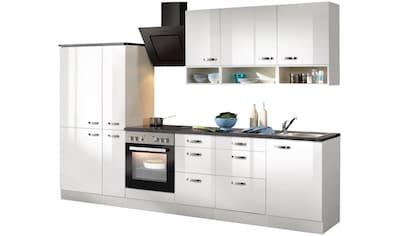OPTIFIT Küchenzeile »Lagos«, mit E-Geräten, Breite 300 cm kaufen