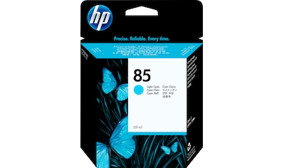 HP Tintenpatrone »hp 85 Original Helle Cyan« kaufen