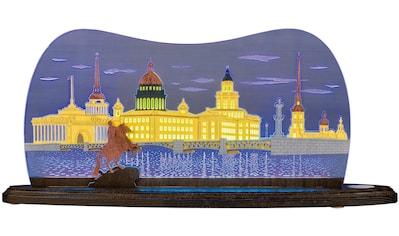Weigla LED Dekolicht »St. Petersburg«, 1 St., Neutralweiß, beidseitiges Motiv/ Motiv... kaufen