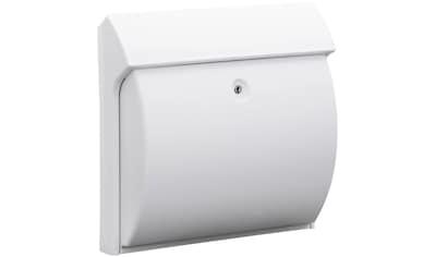 BURG WÄCHTER Briefkasten »Classico 4931 W«, Kunststoff kaufen