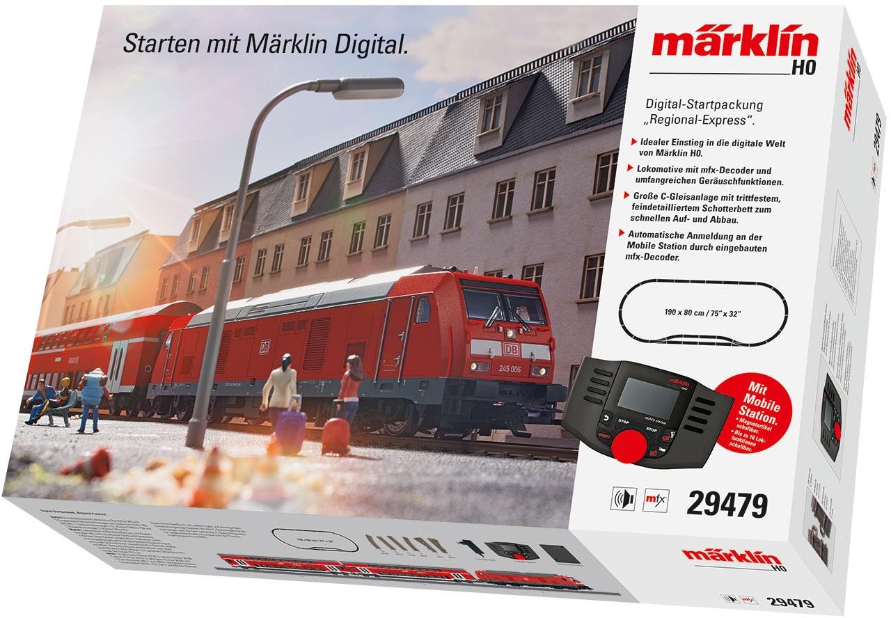 Märklin Digitalset, Spur H0, »Regional Express,...
