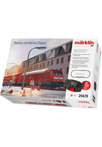 """Märklin Modelleisenbahn - Set """"Regional Express, Wechselstrom  -  29479"""", Spur H0 kaufen"""