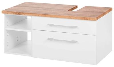 HELD MÖBEL Waschbeckenunterschrank »Davos«, Breite 90 cm kaufen