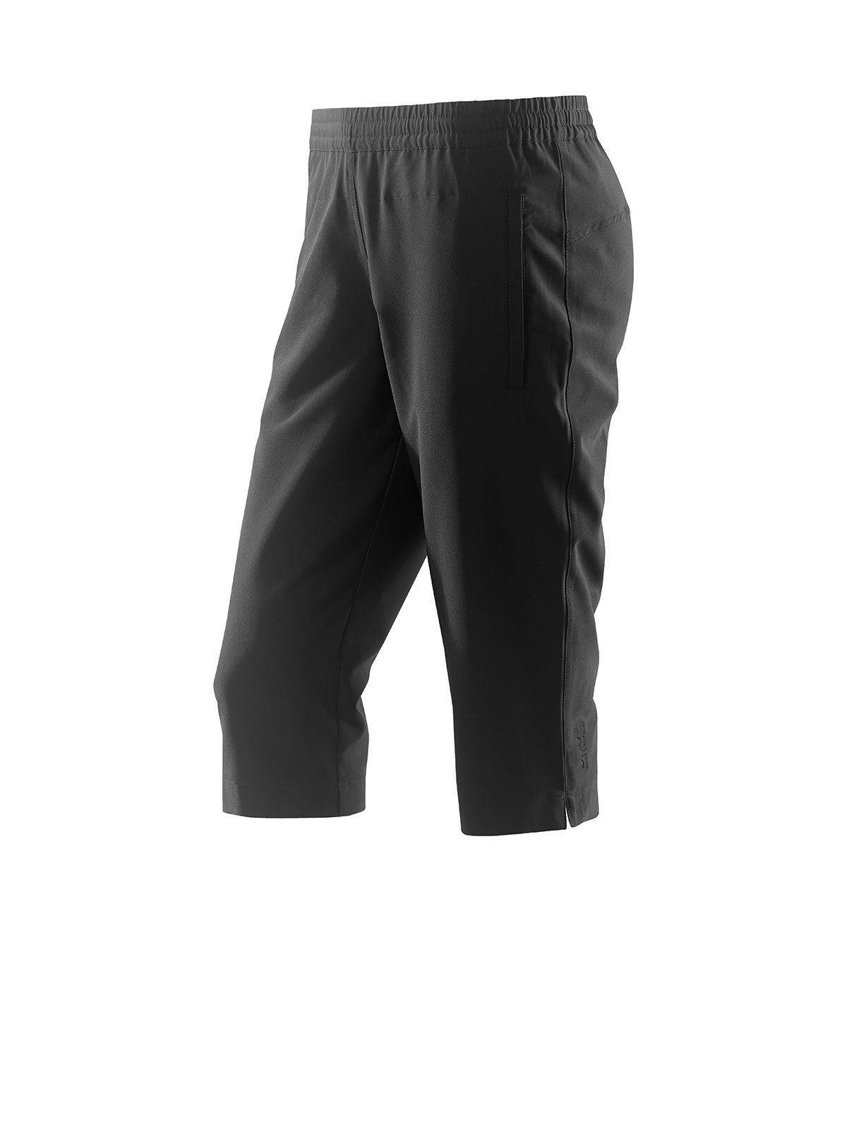 Joy Sportswear Caprihose SUZY   Sportbekleidung > Sporthosen > Sonstige Sporthosen   Schwarz   Joy Sportswear