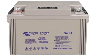 SUNSET Solar - Gel - Batterie 130 Ah kaufen