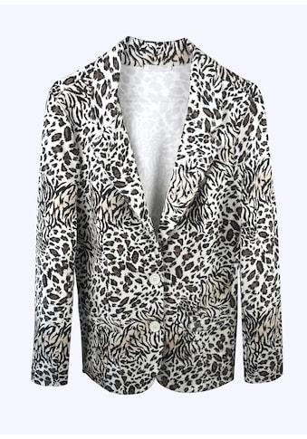 Heimatliebe Blazer im Leopardenmuster kaufen