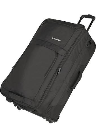 travelite Weichgepäck-Trolley »Basics, 78 cm, schwarz« kaufen