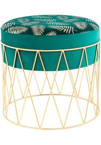 Kayoom Sitzhocker »Cleopatra 225« kaufen