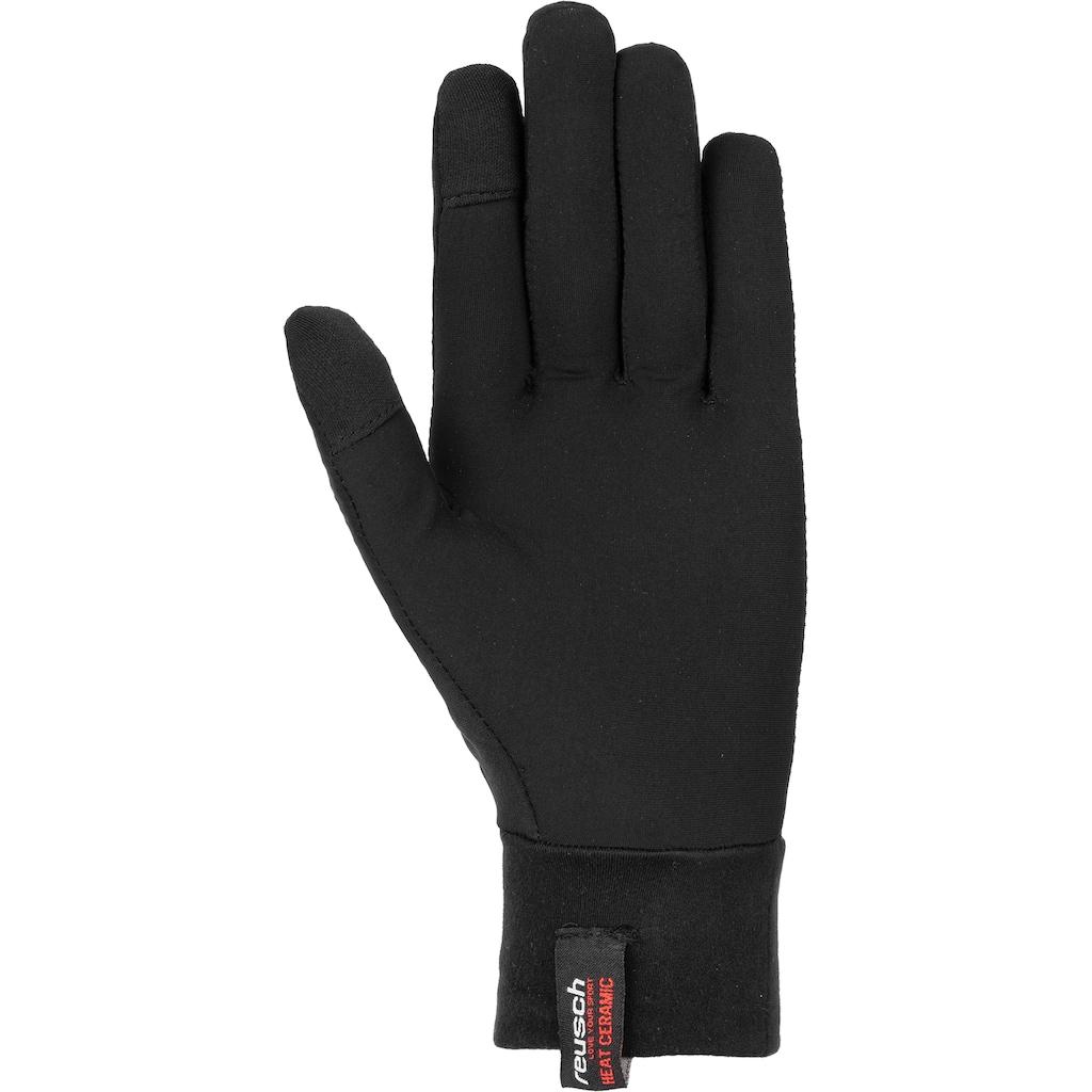 Reusch Skihandschuhe »Vertex Heat Ceramic TOUCH-TEC™«, mit toller Atmungsaktivität
