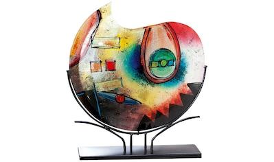 GILDE GLAS art Dekovase »Pusteblume 1« kaufen