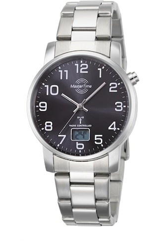 MASTER TIME Funkuhr »Basic, MTGA - 10694 - 21M« kaufen
