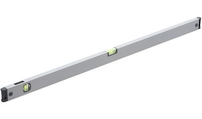 MEISTER Wasserwaage »1000 mm, mit Spiegellibelle« kaufen