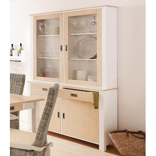 home affaire buffet madagaskar breite 125 cm