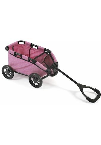 CHIC2000 Puppen Ziehwagen »Skipper, pink« kaufen