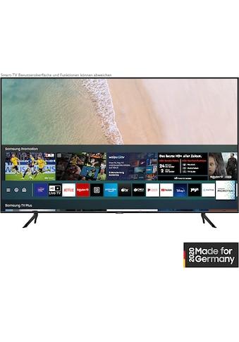 """Samsung QLED-Fernseher »GQ85Q70TGT«, 214 cm/85 """", 4K Ultra HD, Smart-TV kaufen"""