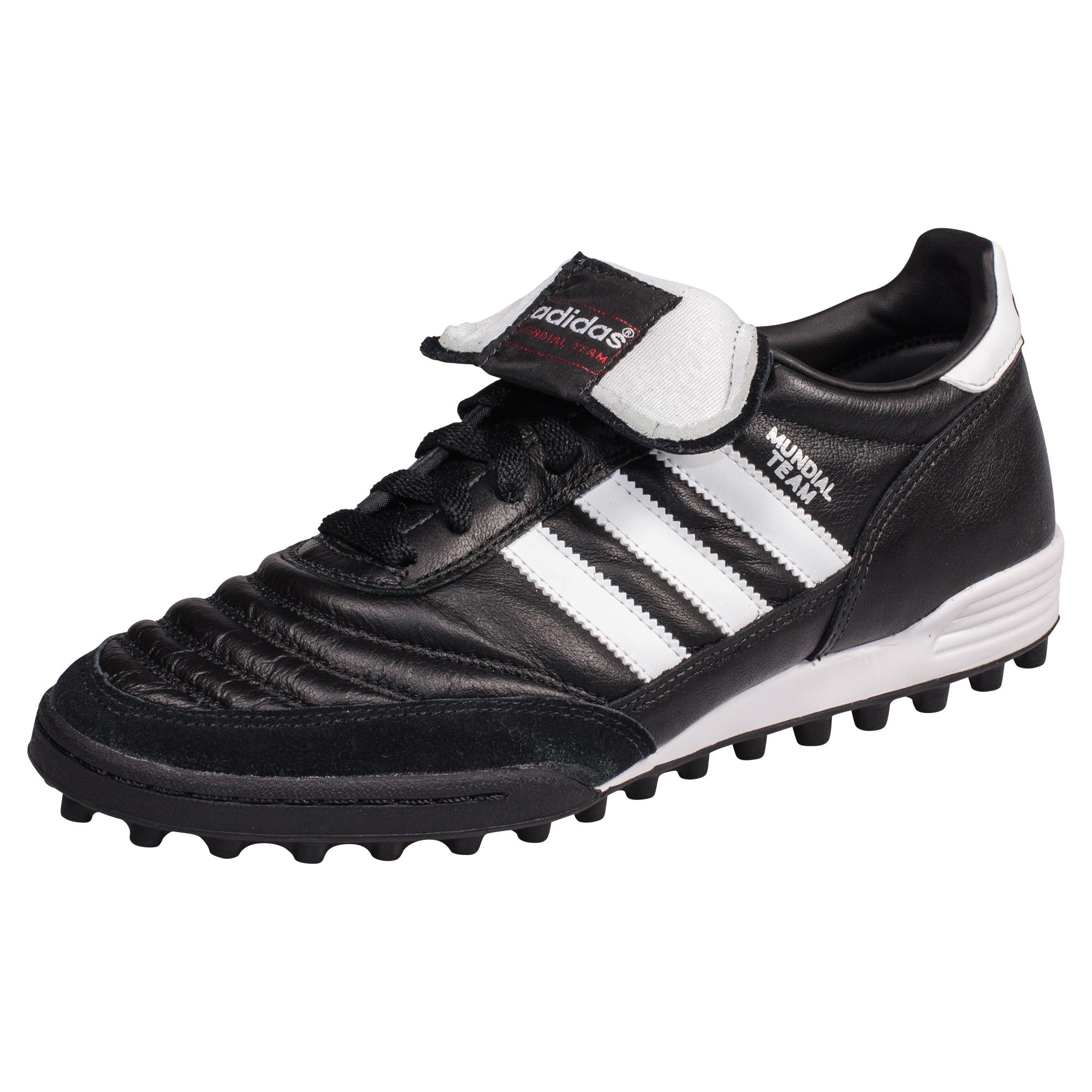 adidas Performance Mundial Team Fußballschuh Herren | Schuhe > Sportschuhe | Schwarz | Leder | Adidas Performance