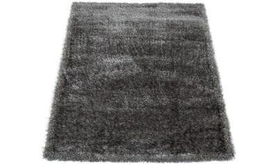 Paco Home Hochflor-Teppich »Touch 100«, rechteckig, 45 mm Höhe, weicher Uni Shaggy mit... kaufen