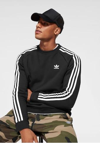 adidas Originals Sweatshirt »3 STRIPES CREW« kaufen