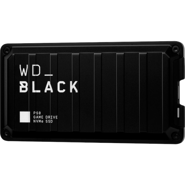WD_Black »P50 Game Drive« externe Gaming-SSD