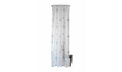 Vorhang, »Balloon«, HOMING, verdeckte Schlaufen 1 Stück kaufen
