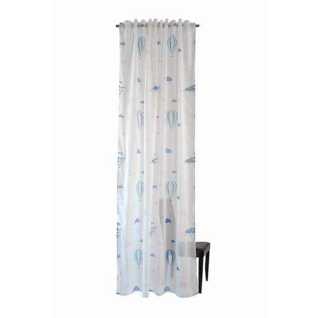 Vorhang, »Balloon«, HOMING, verdeckte Schlaufen 1 Stück