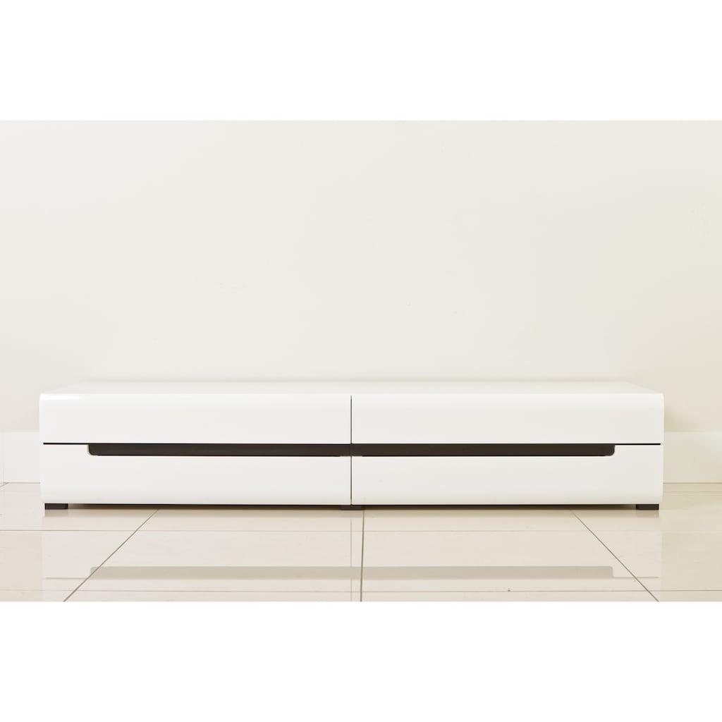 TRENDMANUFAKTUR Lowboard »Hektor«, Breite 180 cm