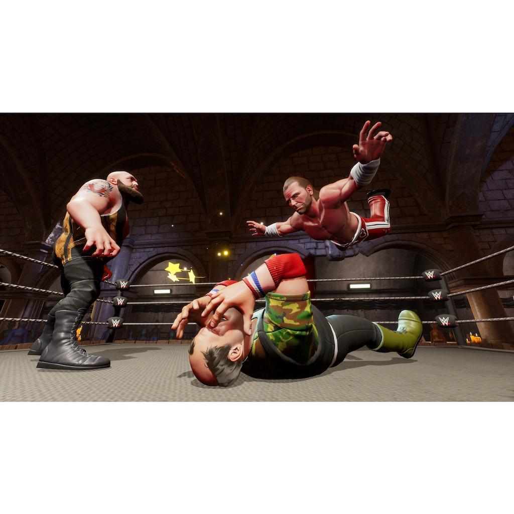 2K Spiel »WWE 2K Battlegrounds«, PlayStation 4