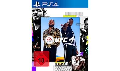 UFC 4 PlayStation 4 kaufen