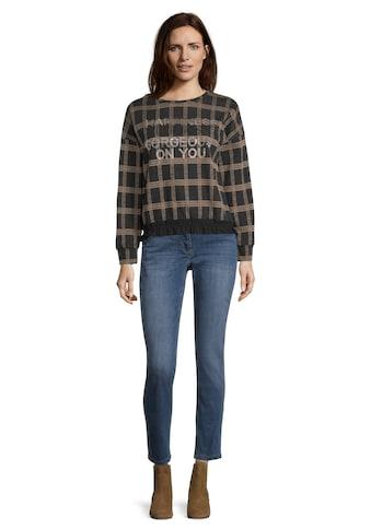 Betty Barclay Sweatshirt »mit Schmucksteinen« kaufen
