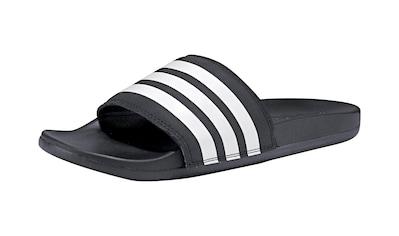 adidas Adilette RosaWeiß Slide für Damen Outlet, adidas