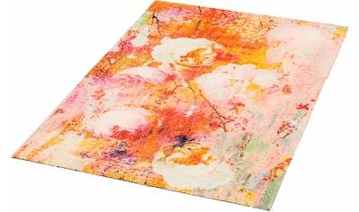 Läufer, »Loving Rose«, wash+dry by Kleen - Tex, rechteckig, Höhe 9 mm, gedruckt kaufen