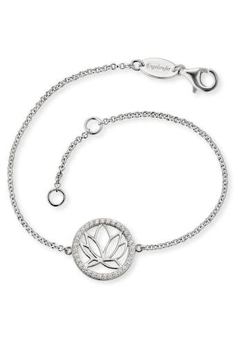 Engelsrufer Silberarmband »Lotus, ERB - LOTUS - ZI« kaufen