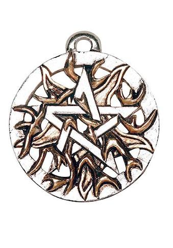 Adelia´s Amulett »Magische Pentagramme Talisman«, Feuer-Pentagramm - Leidenschaft,... kaufen